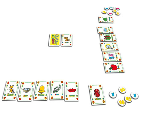 Quiddler Junior - Buchstaben Romm-3