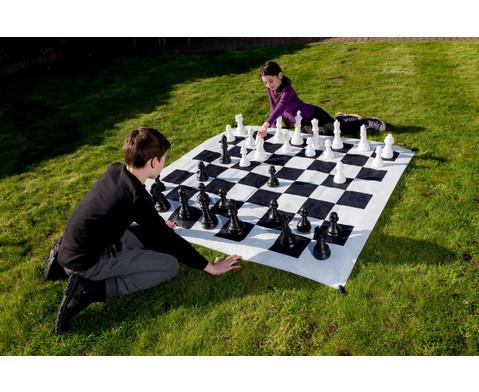 Outdoor Schach 158 x 158 m-2