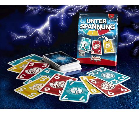 Unter Spannung - Kartenspiel-2