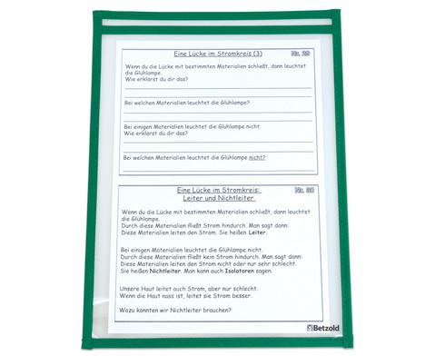 Lerntaschen DIN A3-2