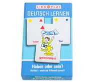 Deutsch lernen - Perfekt - welches Hilfsverb passt?