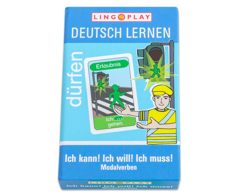 Deutsch lernen - Modalverben-4