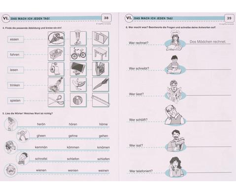 UEbungsbuch Grundwortschatz - DaZ-4