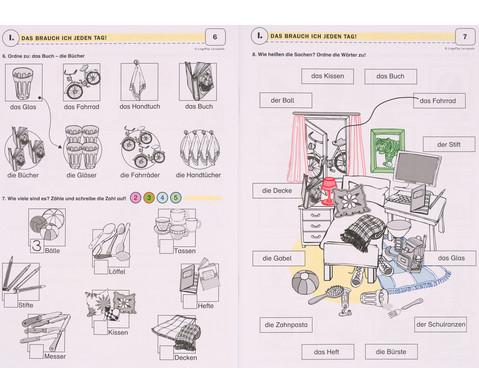 UEbungsbuch Grundwortschatz - DaZ-5