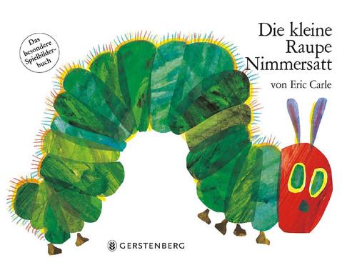 Die kleine Raupe Nimmersatt - Grosse Pappausgabe-1