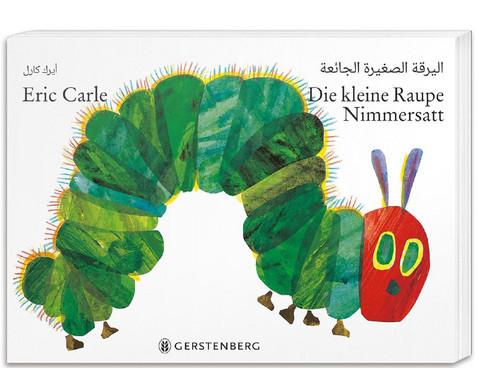Die kleine Raupe Nimmersatt - Arabisch-deutsche Ausgabe-1