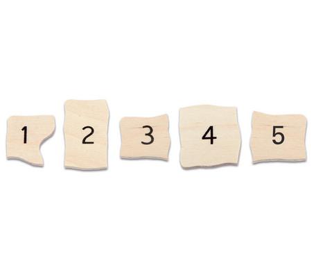 Lagen-Puzzle Frosch-7