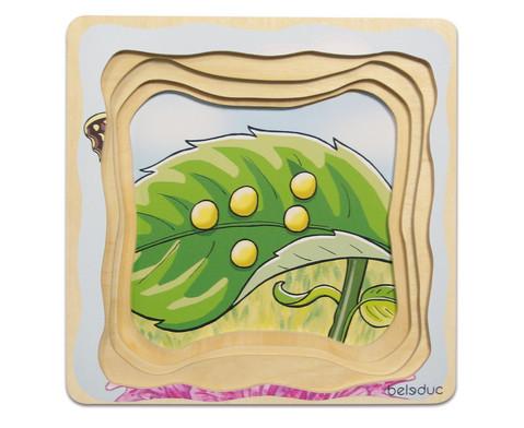 Lagen-Puzzle Schmetterling-2