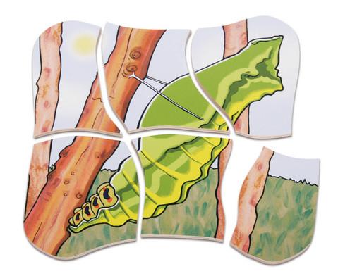 Lagen-Puzzle Schmetterling-3