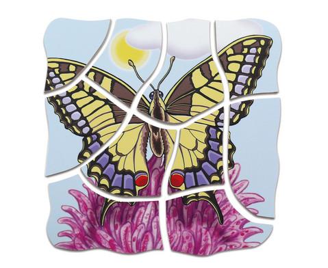 Lagen-Puzzle Schmetterling-4