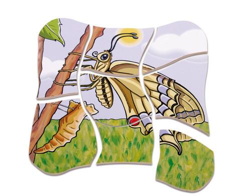 Lagen-Puzzle Schmetterling-6