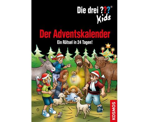 Die drei  Kids - Der Adventskalender