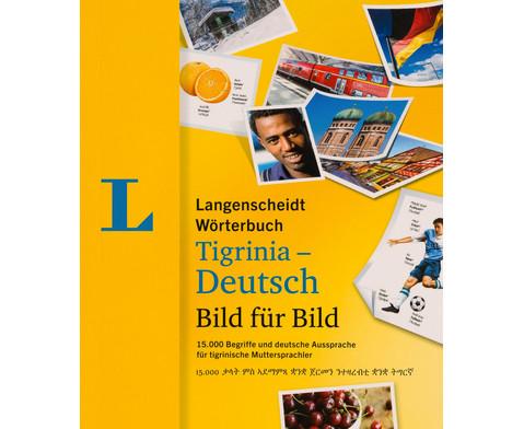 Bild-Woerterbuch Tigrinia - Deutsch-1