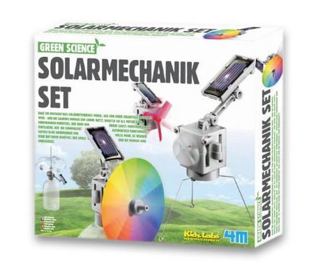 edumero Solarmechanik Set - Bausatz