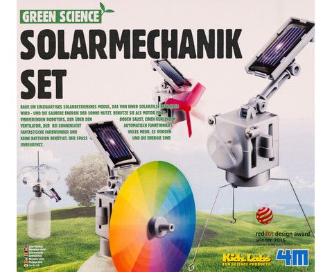 Solarmechanik Set - Bausatz-3