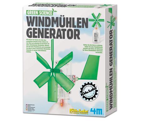 edumero Windmühlen Generator - Bausatz