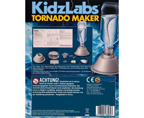 KidzLabs - Tornado Maker Bausatz-2