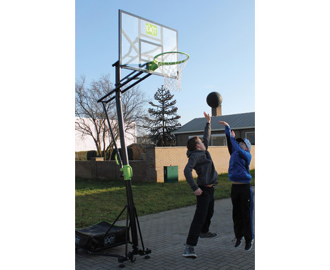 Basketballstaender Galaxy-2