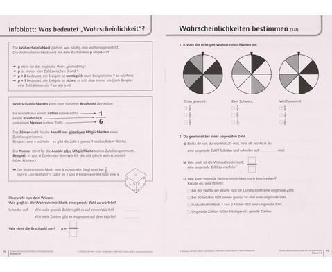 Daten Wahrscheinlichkeit und Kombinatorik 3-4-5