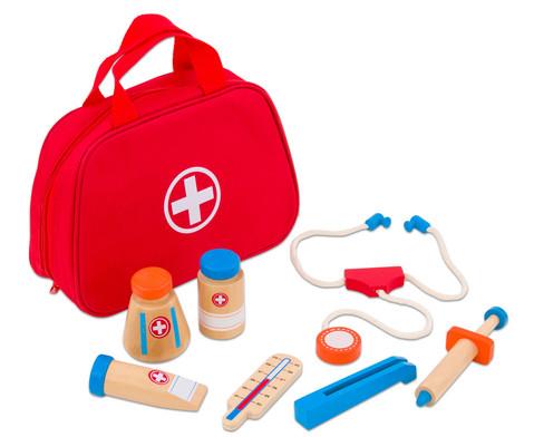 Arzttasche mit Zubehoer 8-tlg