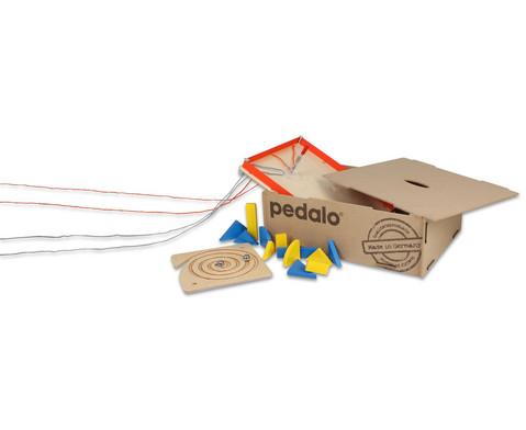 Pedalo Teamspiel-Box DREI-1