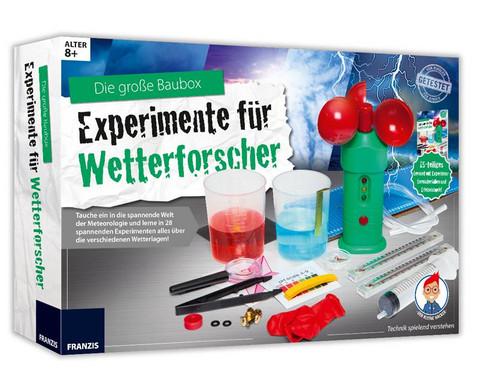Die grosse Baubox Experimente fuer Wetterforscher-7