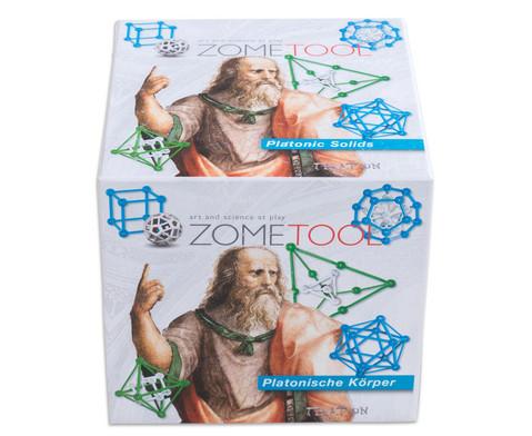 Zometool Platonische Koerper -  Bausatz-3