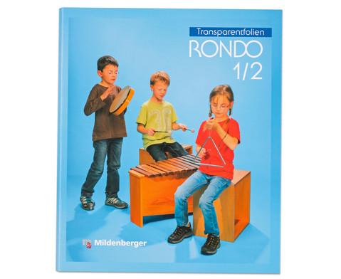 RONDO 1-2 - Transparentfolien