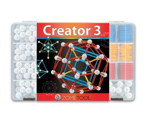 Zometool Creator 3 - Steckbaukasten-1