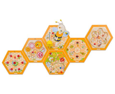 Wandelemente Bienenstock-1