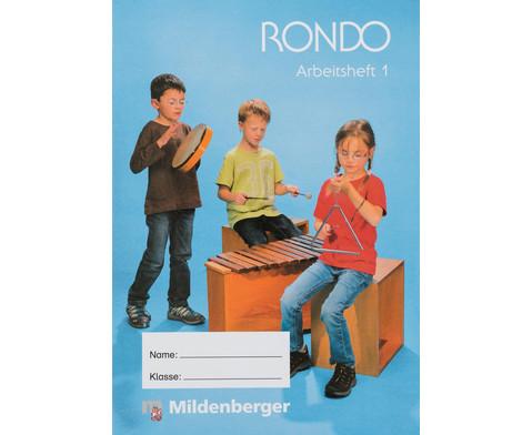 RONDO 1-2 - Arbeitsheft 1-1