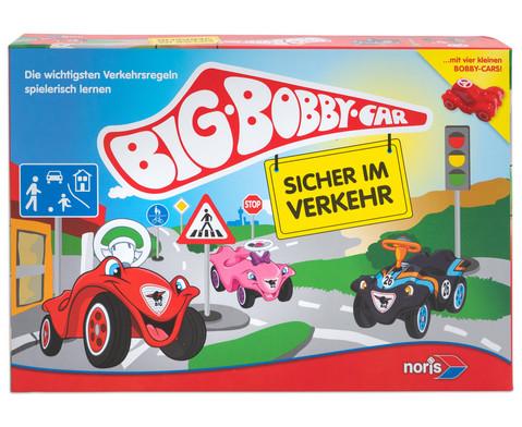 BIG Bobby Car - Sicher im Verkehr-1