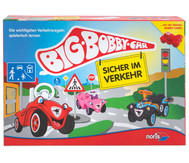 BIG Bobby Car - Sicher im Verkehr
