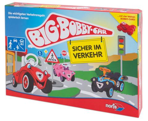 BIG Bobby Car - Sicher im Verkehr-4