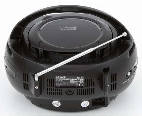 CD-Player TCU-206-2