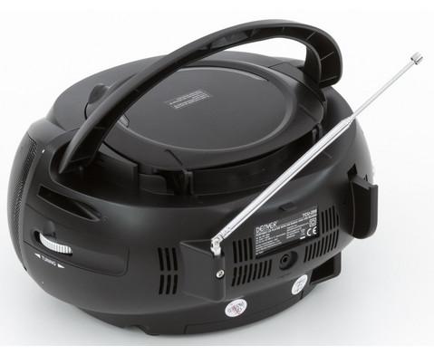 CD-Player TCU-206-4