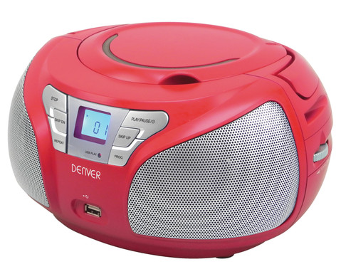 CD-Player TCU-206-8