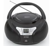 CD-Player TCU-206 schwarz