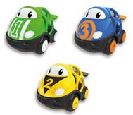 Oball Go Grippers Autos, 3 Stück