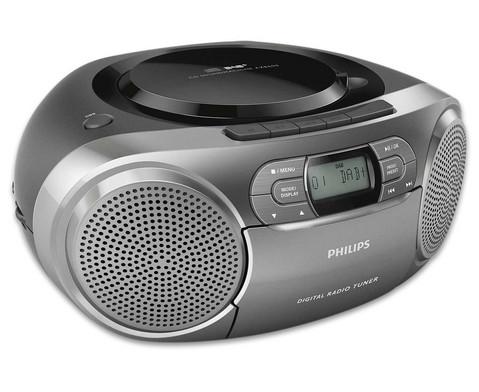 Philips CD-Soundmaschine mit Dynamic Bass Boost-2