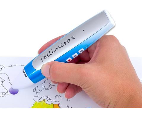 Stickerbogenset lila fuer Tellimero-4