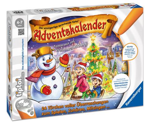 tiptoi-Adventskalender Komm mit ins Weihnachtsdorf-1