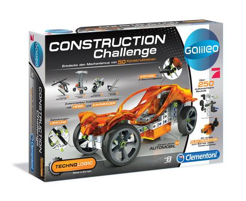 Konstruktions-Bauset 250-tlg