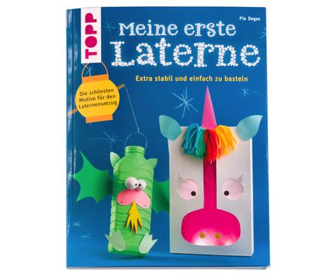 TOPP Buch Meine erste Laterne