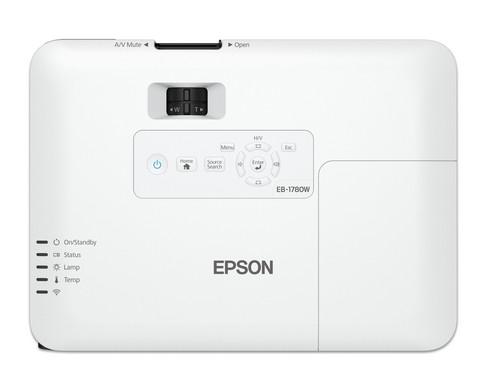 Beamer Epson EB-1780 W-4