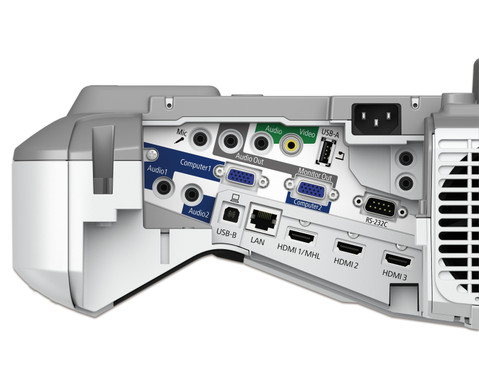 Beamer Epson EB-696Ui Ultrakurzdistanzprojektor-4