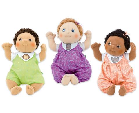 Stoffpuppe Rubens Baby-1