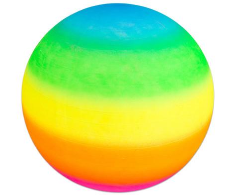 Regenbogen - Gymnastikball  1 m-1