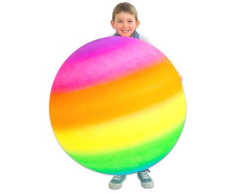 Regenbogen-Gymnastikball  1 m