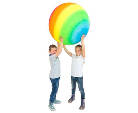 Regenbogen - Gymnastikball  1 m-5